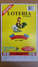 Loteria 20 DIFFERENT Boards 1 Deck Mexican Bingo Game Authentic Don Clemente