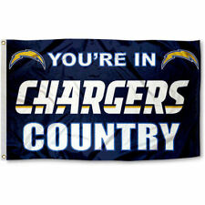La Chargers Country Flag Large 3x5
