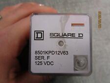 SQD 8501-KPD12V63 Relay