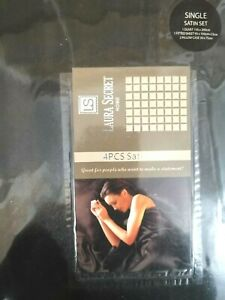 SATIN King Double Single BED SETS