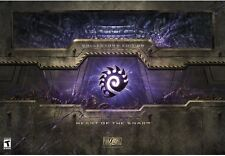 StarCraft 2 II Heart of the Swarm Collectors Edition SEALED!! Worldwide shipping