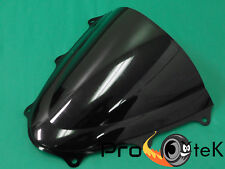 2011-2018 Suzuki GSXR600 750 ABS Smoke Black Double Bubble Windscreen Windshield