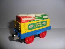 Take Along n play Thomas Tank & Friends Train - SODOR LIBRARY - POST DISCOUNTS!!