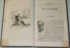 Paul Ben SCIENCE DU BIEN VIVRE ou MONOGRAPHIE DE LA CUISINE 1844 EO gastronomie