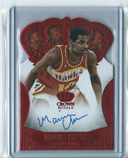 Maurice Cheeks 2013-14 Preferred *Crown Royale Autograph* NBA #16/99