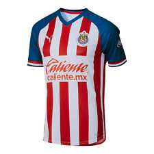 PUMA Men's Chivas 2019-20 Home Promo Jersey