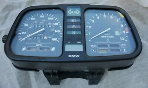 1985 BMW K100 Instrument Cluster Tested And Working