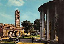 BG11478 roma tempio di vesta e chiesa s maria in cosmedin    italy