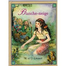 BLANCHE NEIGE / frères GRIMM illustrations Erin AUGENSTINE chez MANGO 1997 TTBE