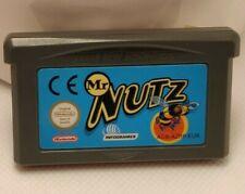 Mr. Nutz Original Nintendo GameBoy Advance GBA, NDS TOP