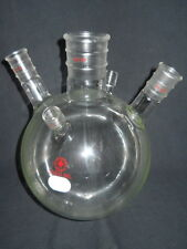 Ace Glass 3000mL 5-Neck Round Bottom Flask, 45/50 24/40 Joints & #11 Ace-Thred