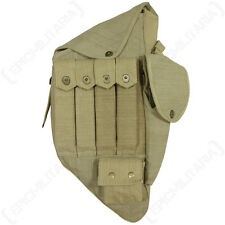THOMPSON M1928A1 SMG CARRY CASE - Repro Military Army Canvas Bag M1 M1A1 Carrier