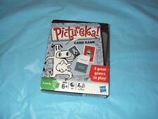 Pictureka!  Card Game    Pre - Owned
