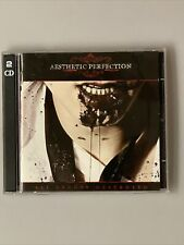 Aesthetic Perfection: All Beauty Destroyed (2-CD) Limited Edition -RARE- OOP