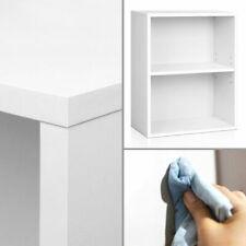 Artiss 3 Piece Storage Shelf - White (FURNI-BOOK-3PC)