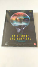 La Planète des Vampires -Edition Combo Blu-Ray/dvd/+Livret-Neuf-NO PAYPAL