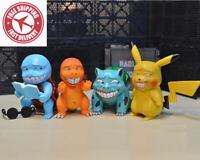 Pokemon Go Wretched Pikachu Monster  Freak Bulbasaur Squirtle Charmander New
