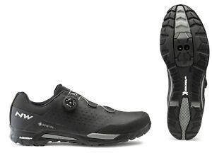 NorthWave X-Trail Plus GTX - MTB Winter Shoes - Black