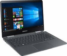 "Samsung 9 Pro 13.3"" Laptop i7-8550u 8GB 256GB SSD 1080P TOUCH Silver FPR BT 5590"