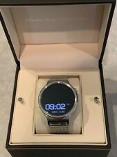 Huawei Watch 42mm Silver Stainless Steel with Mesh Band pre-owned