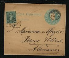Argentina uprated wrapper to Germany Kl0407