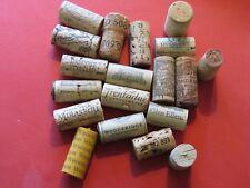 19 WINE Corks: Condado,Bianchi,Chateau Charmes,Ste Michelle,Trentadue,Firestone+