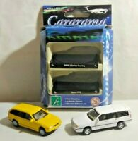 CARARAMA 1:72 DIECAST TWIN CAR PACK - VOLVO V70 & BMW 3 SERIES TOURING - BOXED