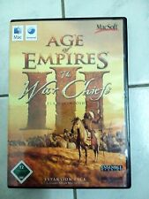Age of Empires 3-The War Chiefs add-on Mac