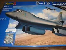 REVELL GERMANY 1:48 B-1B Lancer (Limited Edition-2015, 04900) New with Extra