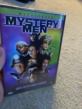 Mint Complete Mystery Men (Dvd, 2000, Widescreen)Brand New Sealed