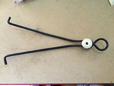 NUOVA FIAT BERTONE X1 / 9 X19-BOOTLID Trunk Prop MOLLA W / Bobbin 1974-1989