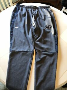 Penn State Nittany Lions Wrestling Team Player Issued Authentic Nike XL Pants