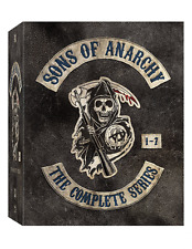 Sons of Anarchy Complete Series [Blu-ray] (Kim Coates, Ron Perlman, Ryan Hurst