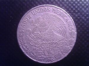 MEXICO   1  PESO   1976  JUL21