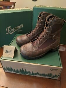 Men's Danner Pronghorn Hunting Boots, US Size 14 D, Leather/GoreTex, New in Box