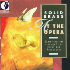 Solid Brass : Solid Brass at the Opera CD (2010) ***NEW***