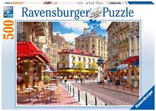 Ravensburger Quaint Shops - 500 Piece Puzzles Ravensburger Puzzle 500 Piece