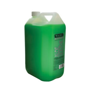 Wahl Aloe Soothe Dog Shampoo - 5ltr 15:1 Super Concentrate