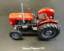 Universal Hobbies Die-Cast Massey Ferguson 35X Collector Tractor Model 1/32nd