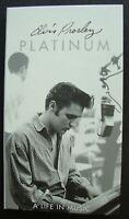 ELVIS PRESLEY PLATINUM A LIFE IN MUSIC 4 DISC CD SET