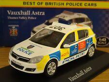 Atlas Corgi Vanguards Thames Valley Police Opel Astra Coche Modelo JA19 1:43