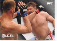 2015 TOPPS UFC KNOCKOUT SILVER PARALLEL  #/199 ROY BIG COUNTRY #30