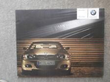 BMW 3er Coupé Cabrio E46 Individual 9/2005 Brochure Catalogue
