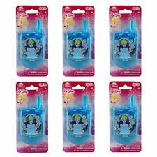 "Disney Princess - Cinderella Lip Balm/Gloss Compact Cell Phone, 6 Pk, 3.5"""