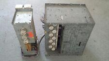 Bosch 4 achsen Tyristorverstärker  4× 2,5kW DC Servoverstärker CNC Steuerung