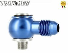 """AN -6 (6AN AN06 ) Banjo Adapter To 1/8"""" NPT Stainless Steel Banjo Bolt Assembly"""
