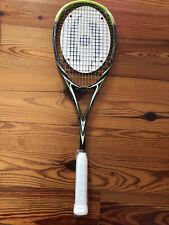 New Harrow Vapor Squash Racquet Black And Green