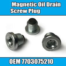 1x Plug For Renault Mercedes Nissan Vauxhall Magnetic Oil Drain Screw Plug