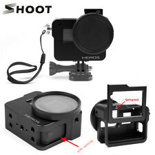 SHOOT Aluminum Alloy CNC Protective Case Skeleton Frame Housing f GoPro Hero 5/6