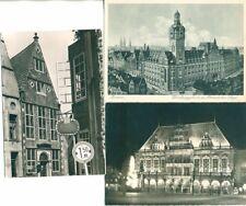 2g401t bremen 3sw ak concordenhaus i schnoor del norte alemán Lloyd ayuntamiento ab40er